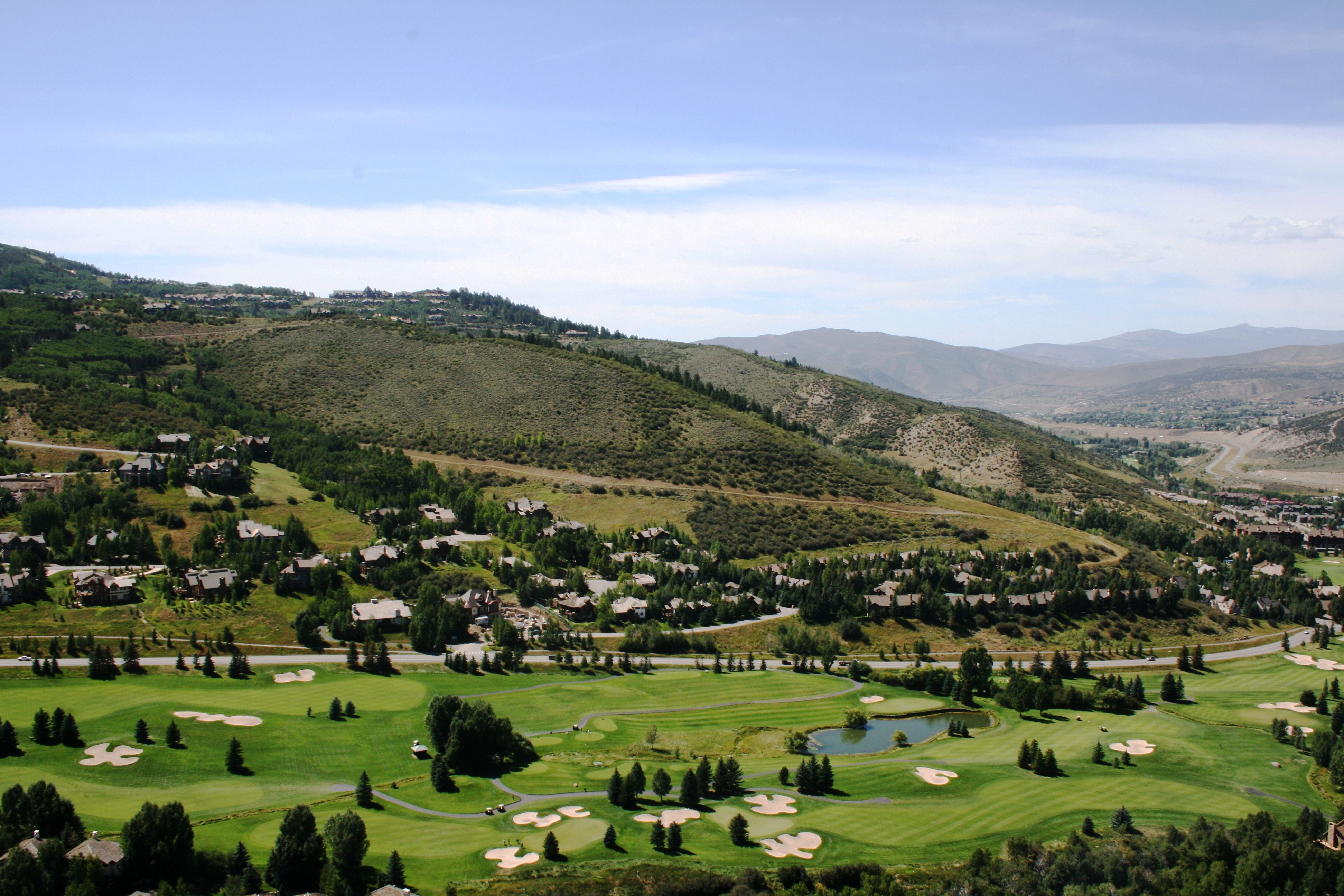 Beaver Creek Homes and Golf