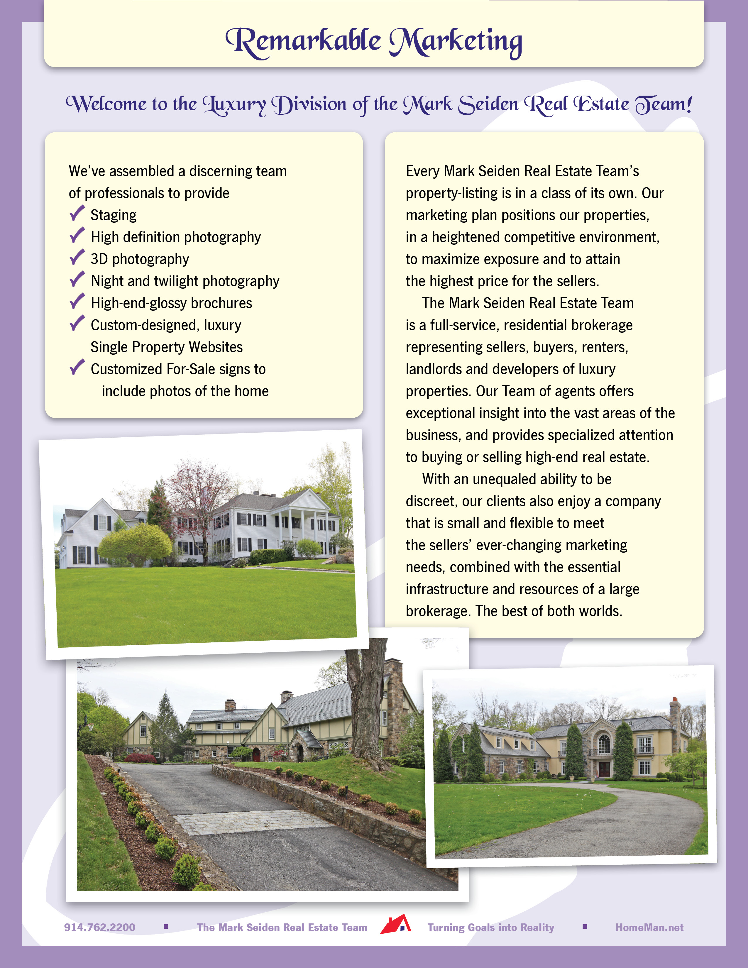 Remarkable Properties - page 2