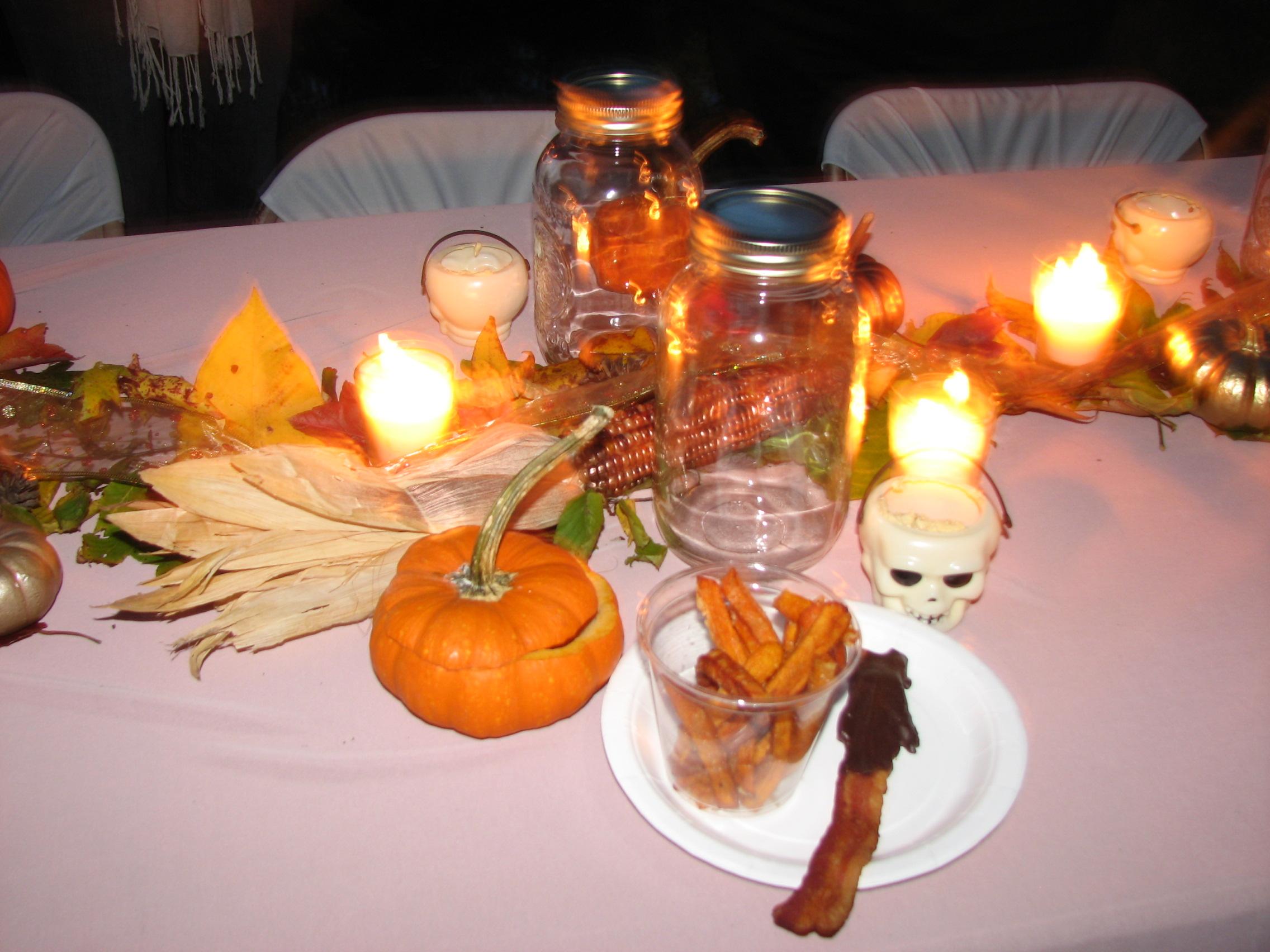 Fall Dinner Club