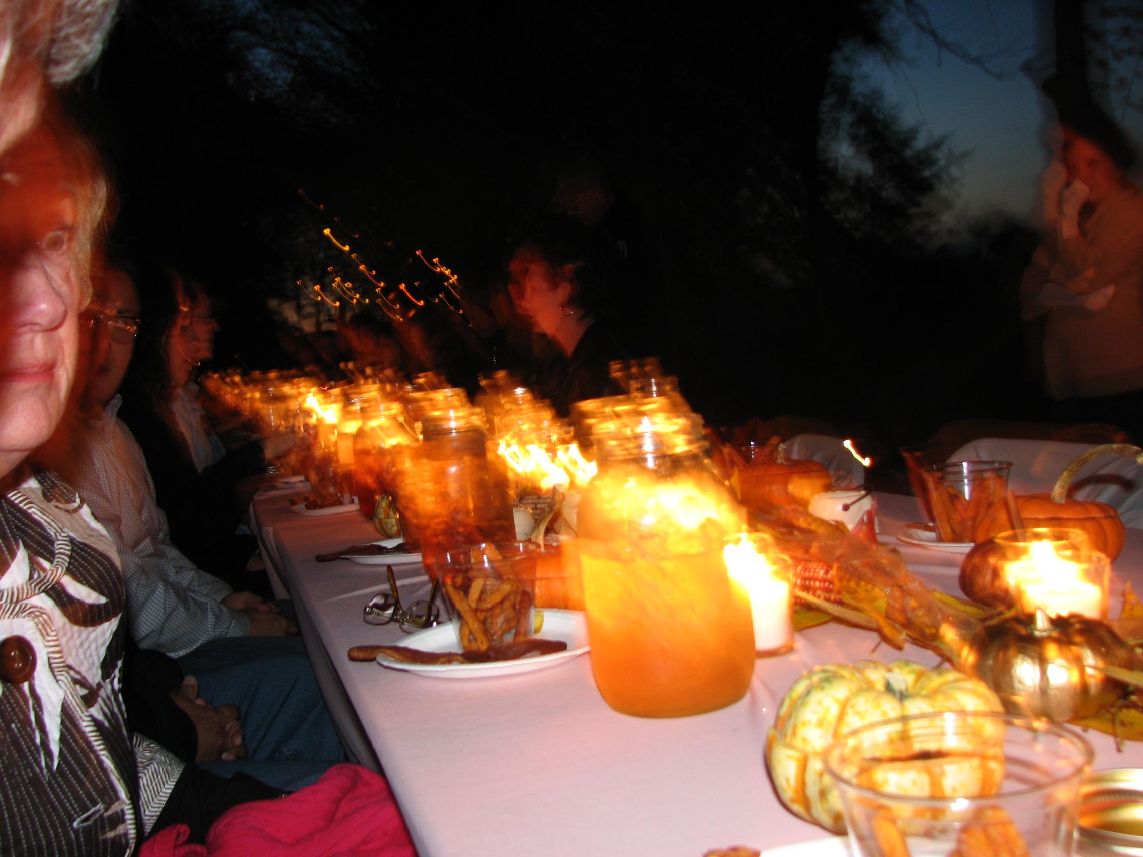 Fall Farm Dinner