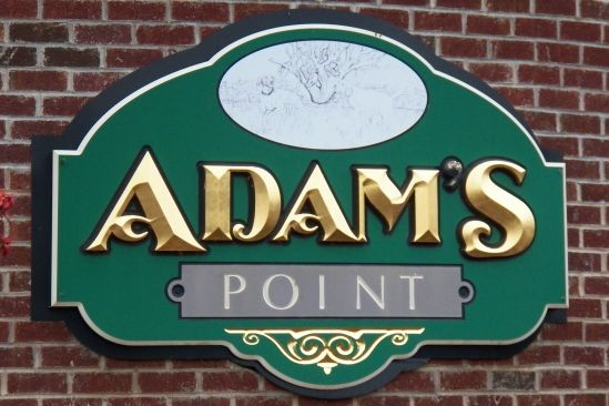 adams point