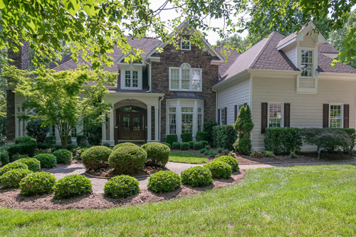 6701 Green Hollow Court, Wakefield Estates, Raleigh represented by Ida Terbet