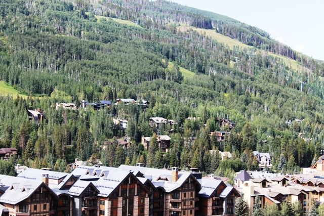 Vail Homes and Condos Close
