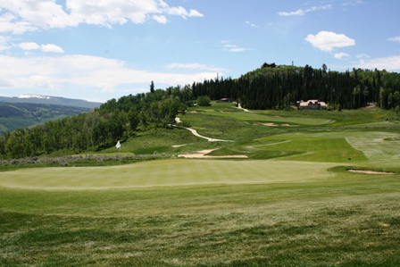 Cordillera Summit Golf