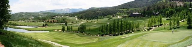 Cordillera Ranch Golf Overview